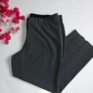 JM Collection Gray Trousers